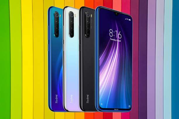Redmi Note 8 Pro, Redmi Note 8 and Redmi 8