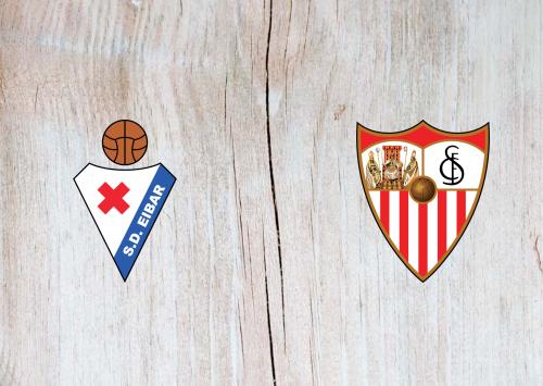 Eibar vs Sevilla -Highlights 30 January 2021