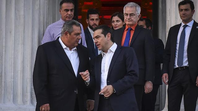 Η κυβέρνηση «διέβη τον Ρουβίκωνα» και φοβάται