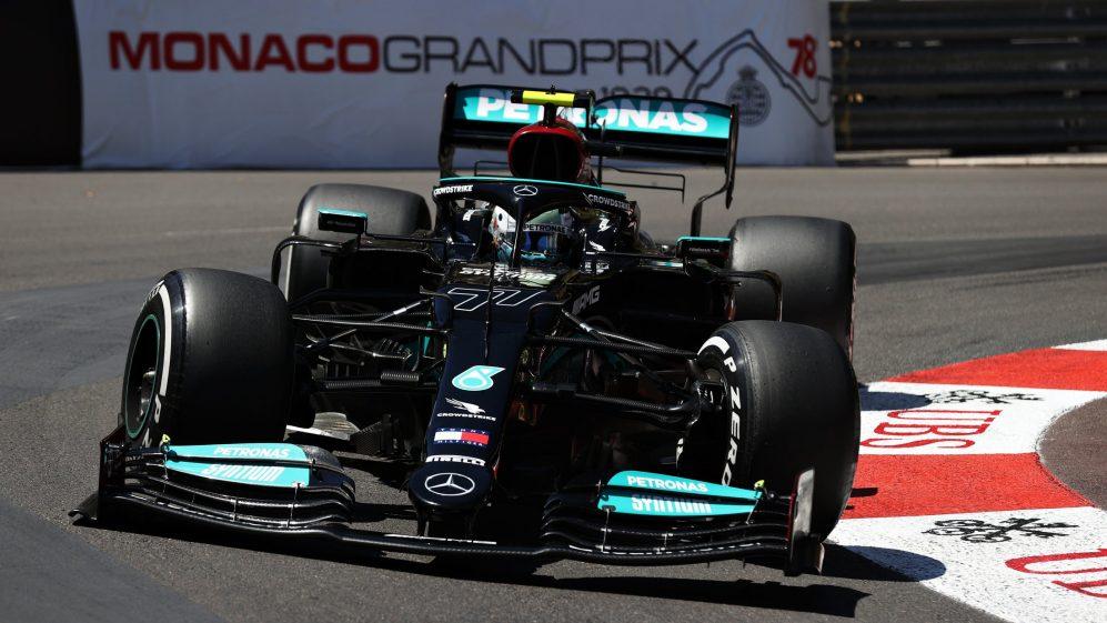 Valtteri Bottas aponta os problemas de aquecimento dos pneus e equilíbrio nas curvas lentas como os principais problemas da Mercedes em Mônaco
