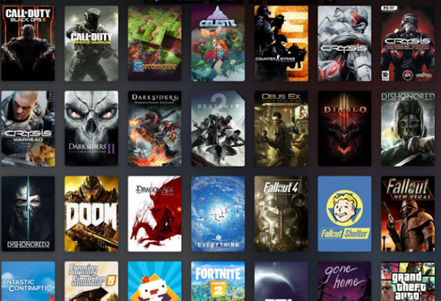 متجر Epic Games، أرقام مرعبة لعام 2020!!