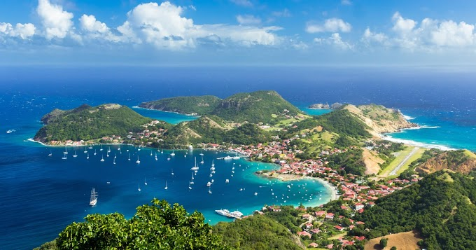 5 Must See Places in Guadeloupe