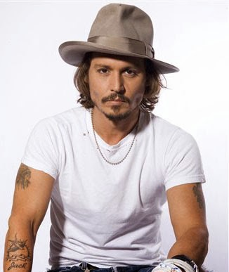 THE Johnny Depp: 50-years-old and Fabulous! How he does it.