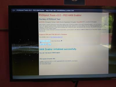Mengubah PS3 OFW Menjadi PS3 HAN Offline 16