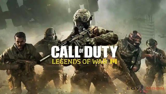 لعبة Call of Duty Mobile Android الان للموبايل