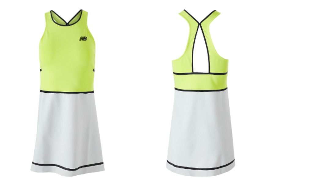 New Balance Women cloths for Australian Open 2020