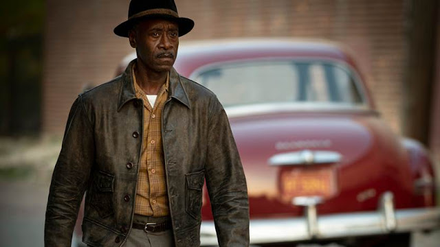 Don Cheadle como Curt Goynes. Foto de HBO Max.