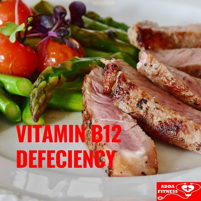 12 Signs of Vitamin B12 Deficiency