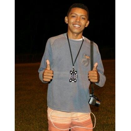 FELIPE DE SÁ: O mais novo blogueiro revelação completa seus 19 anos