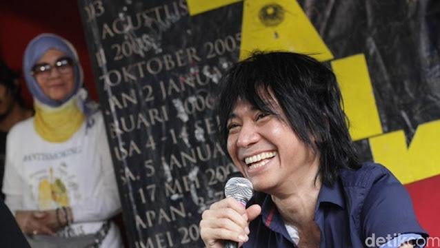 Jejak Abdee Eks Slank Bikin Konser untuk Jokowi hingga Komisaris Telkom