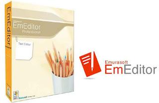 Emurasoft EmEditor Professional 17.3.1 Terbaru Full Version