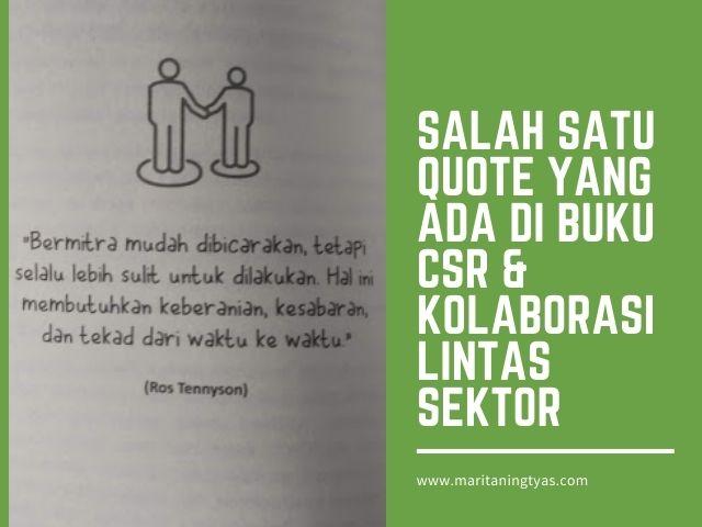 quote tentang corporate social responsibility