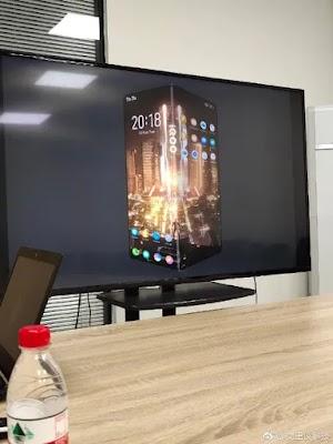 Sub Brand Terbaru Vivo Pamer Prototype Smartphone Lipat Pertama