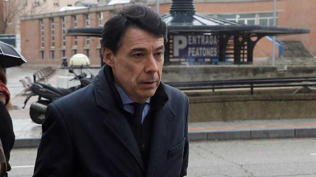 Ignacio González irá a juicio por fraude y malversación en el caso Lezo
