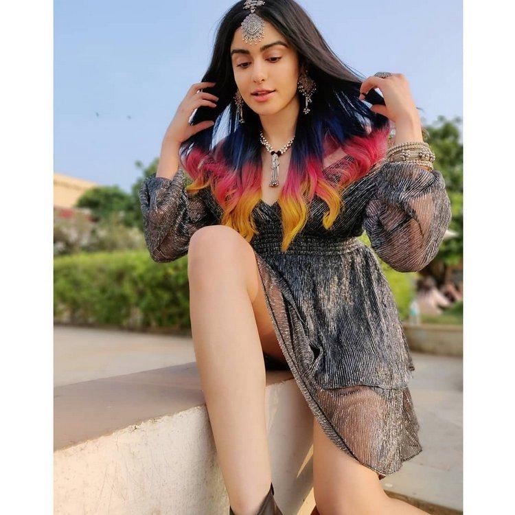 Actress  Adah Sharma Photos