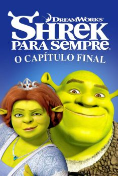 Shrek para Sempre Torrent - BluRay 1080p Dual Áudio