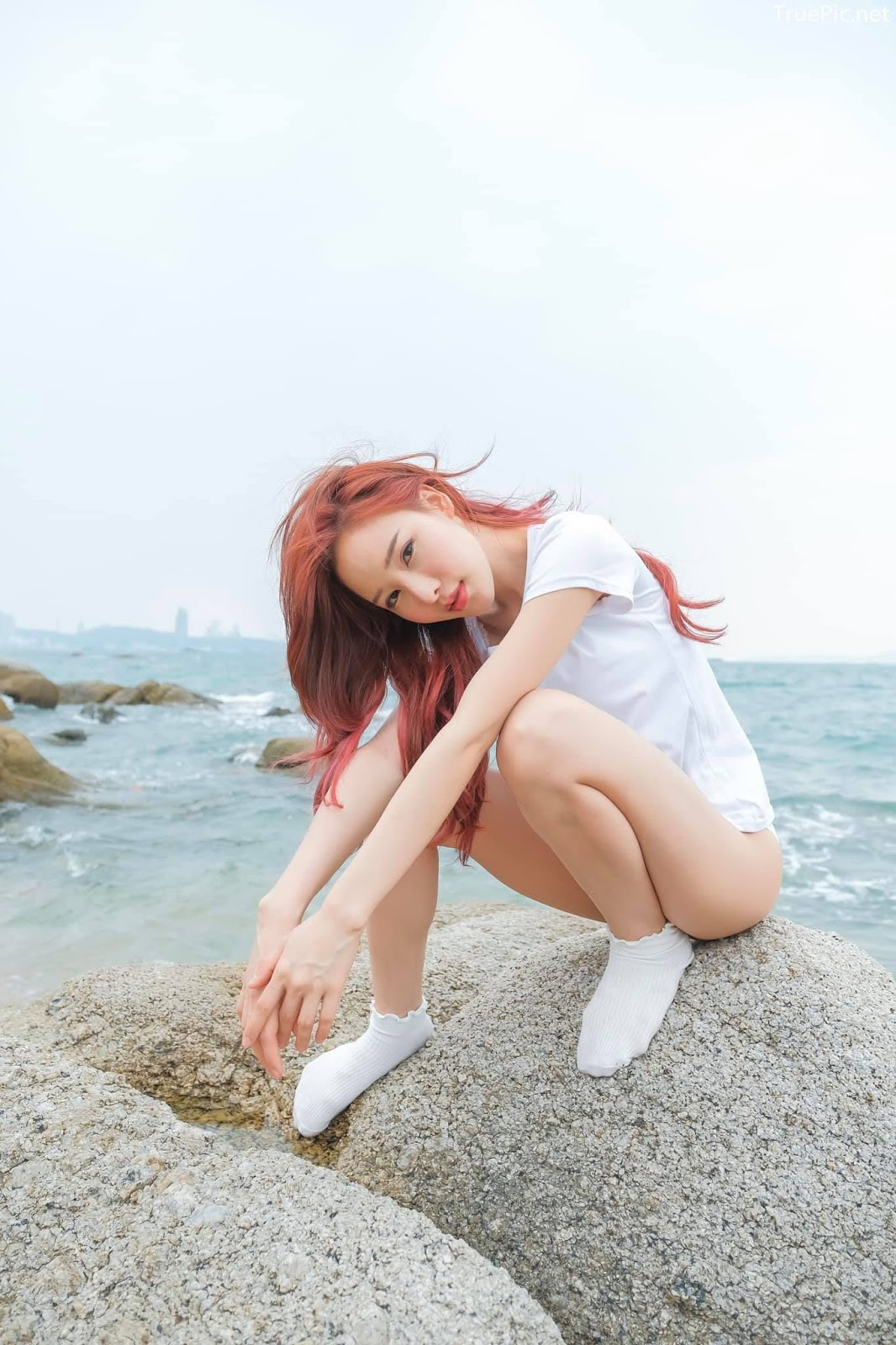Thailand sexy model Arys Nam-in (Arysiacara) – The goddess of the sea - Picture 1