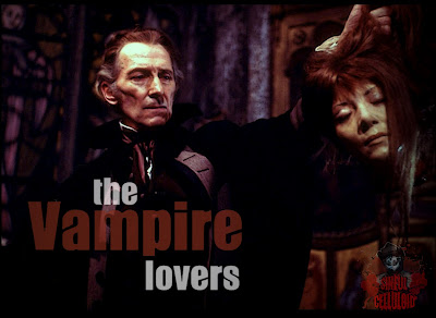 Details on Hammer Films The Vampire Lovers and Lifeforce Blu Rays!