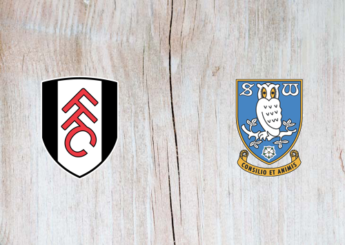 Fulham vs Sheffield Wednesday -Highlights 23 September 2020