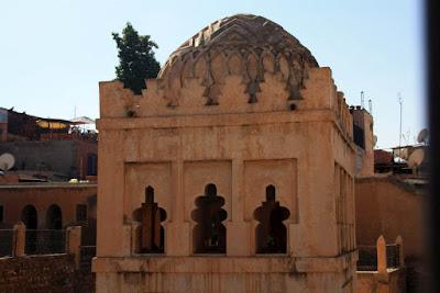Koubba Almoravide en Marrakech