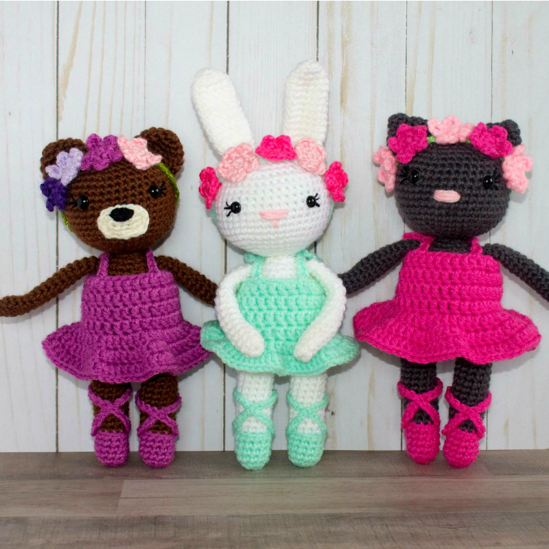 Maria The Square Doll Amigurumi Pattern | Beginner crochet ... | 800x800