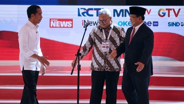 Survei Terbaru, Suara Milenial Lari ke Prabowo-Sandi, Jokowi-Maruf Diambang Kekalahan