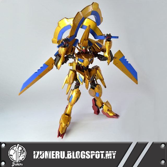 HG IBO BARBATOS LUPUS CUSTOM