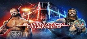 Ver Repeticion Wwe Elimination Chamber 2021 En Español Latino