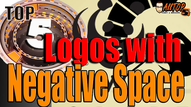 Top 5 Logos with Negative Space | AllTop5s.com