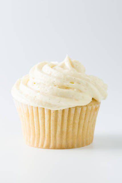 Best Vanilla Cupcake