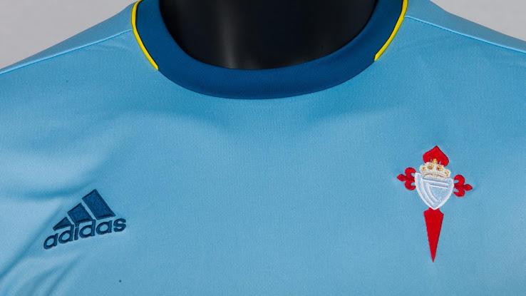 Nuevas camisetas adidas del Celta