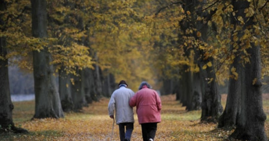 8 Reasons why walking is good for your health