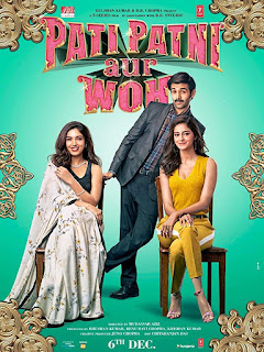 Pati Patni Aur Woh 2019 Hindi Movie Pre-DVDRip | 720p | 480p