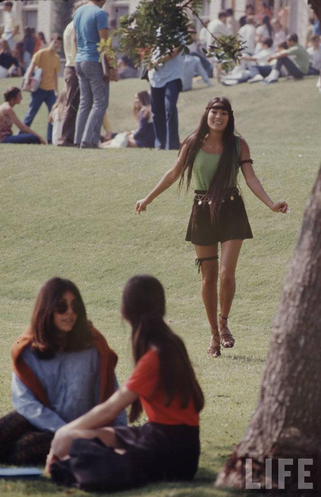 High School Fashion 1969 Fashion And Beauty Tips