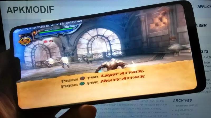 Demon PS2 God Of War