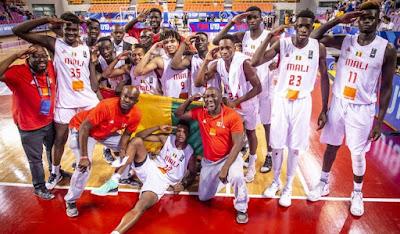 FIBA U19 World Cup Mali