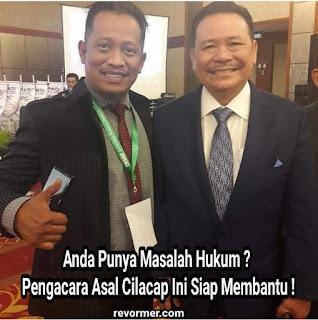 Doni Priyanto, SH dan Otto Hasibuan, SH