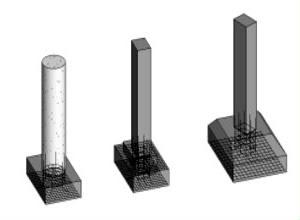 Pondasi tapak yaitu pondasi yang terbuat dari beton  bertulang yang dibuat papan Pengertian Pondasi Tapak, Kelebihan dan Kekurangannya