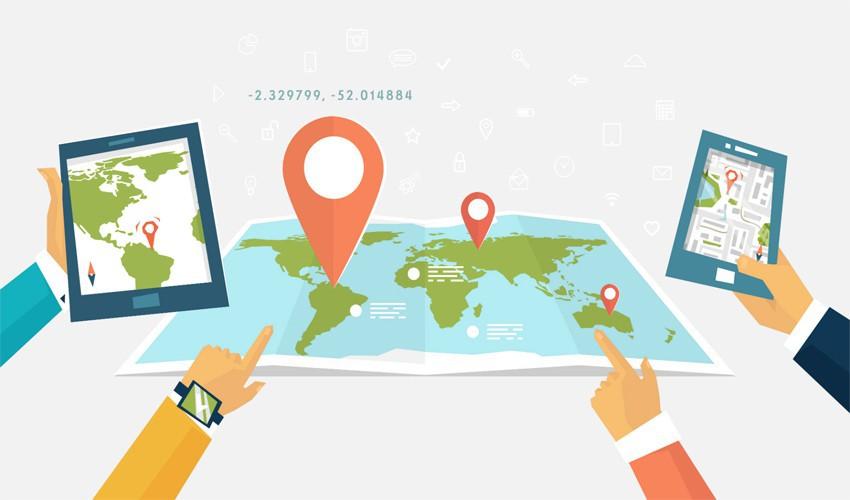 Cara Membagikan Peta Lokasi Google Maps di Android