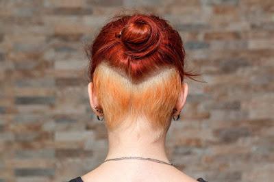 Female undercut long hair pros and cons