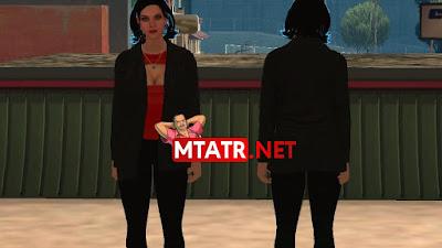 MTA SA GTA V Molly Schultz