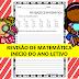 Revisão de matemática - atividade para segundo ano