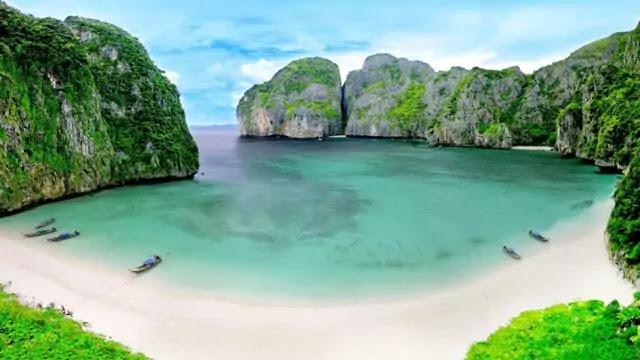 Phi Phi Islands to visit