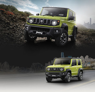 Suzuki Jeep Terbaik