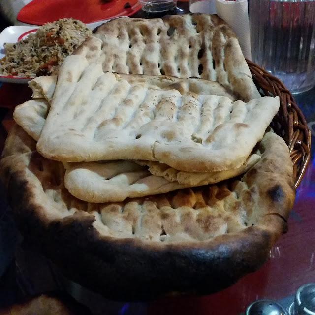 Kabuli Naan