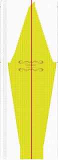платье жемчужинка схема рукава