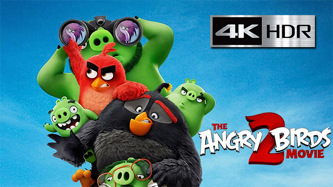 Angry Birds 2, La Película (2019) REMUX 4K UHD [HDR] Latino-Castellano-Ingles