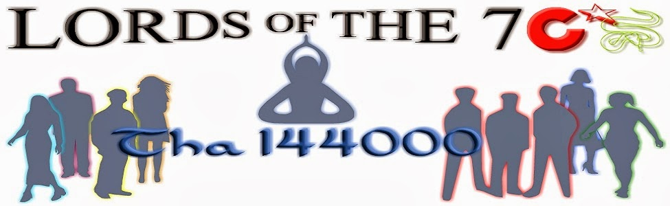 Lords of the 7Cs | Tha 144000 | Online Conscious Community
