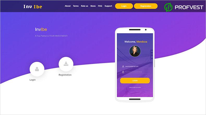 Рестарт InvIbe.pro обзор и отзывы HYIP-проекта