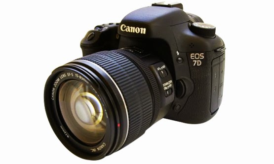 Harga Kamera Canon EOS 7D dan Spesifikasi Lengkap Terbaru